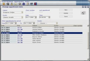Dental Appointment Scheduling Software