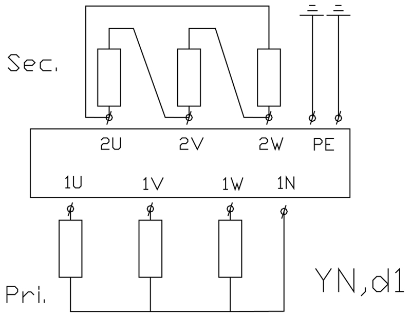 control transformer wiring diagram 230 575