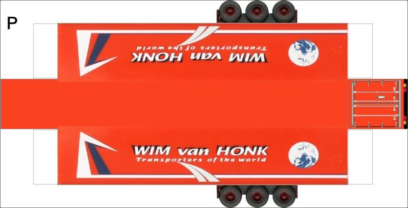 FE2824 \/ PK60 Papírové modely od FDS Pinterest - trailer driver resume