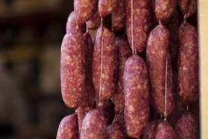 Salsicce di maiale