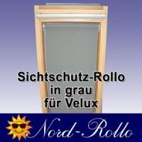 Sichtschutzrollo Rollo fr Velux RG-EP VK,VE,VS 021 grau