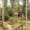 Traditional Swedish cottage