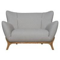 Scandinavian Design furniture | Wesley Armchair Light Grey