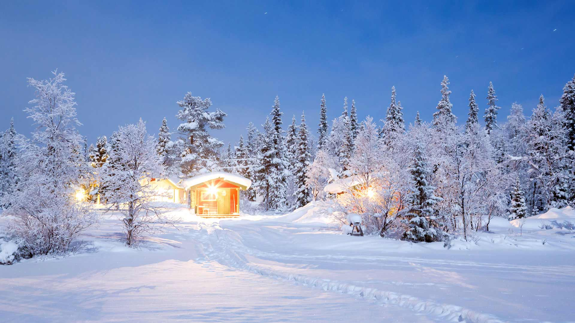 Christmas Santa Hd Wallpapers Lapland Aurora Break 4 Days 3 Nights Nordic Visitor
