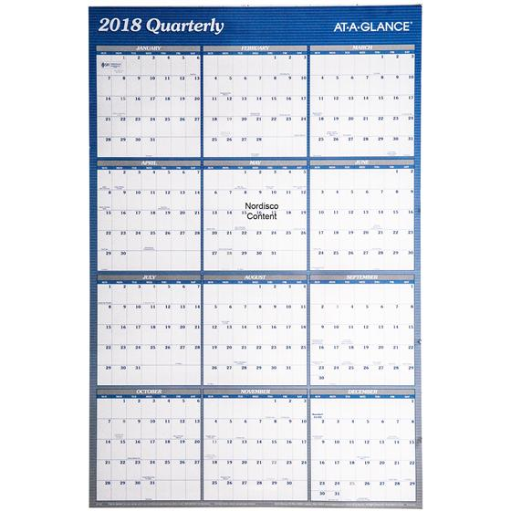 Free Calendar To Write On And Print Calendars Printfree Printable Monthly 2015 At A Glance A1102 A1102 18 2018 Erasable Wall Calendar 24