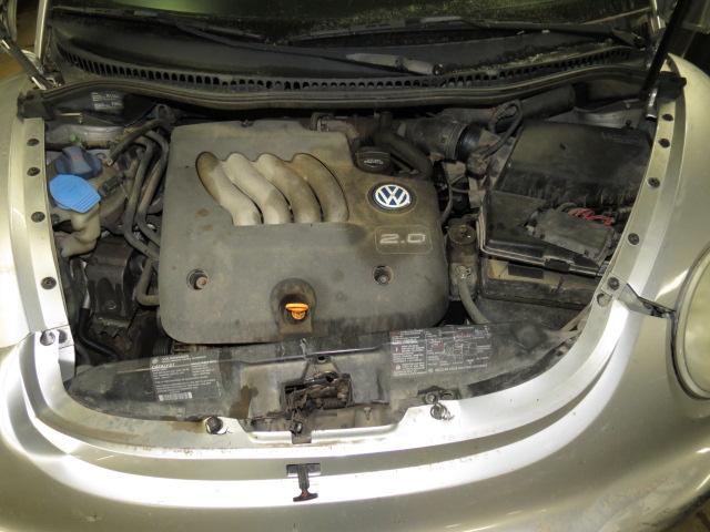 Service Manual 1999 Volkswagen New Beetle Heater Fan
