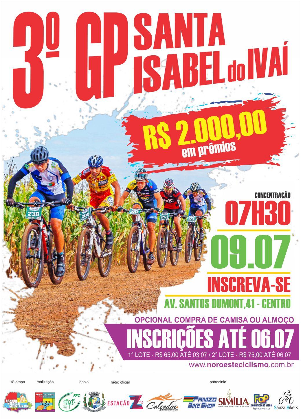 BASE SANTA ISABEL DO IVAI33