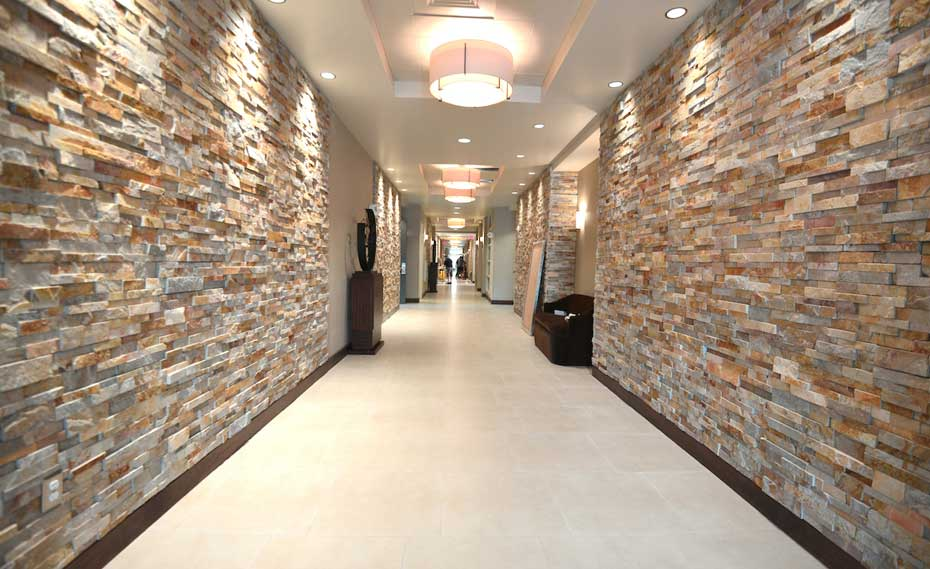 3d Wallpaper Or Wall Panel Or Wall Panels Stacked Stone Interior Stacked Stone Veneer Wall Panels Interior Stone