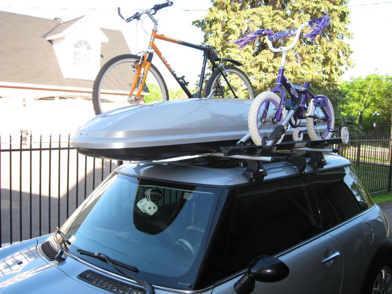 Roof Rack Cargo Box And Bikes Page 2 North American