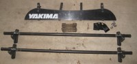 FS:: Yakima roof rack - North American Motoring