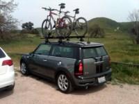 Thule roof rack installed - North American Motoring