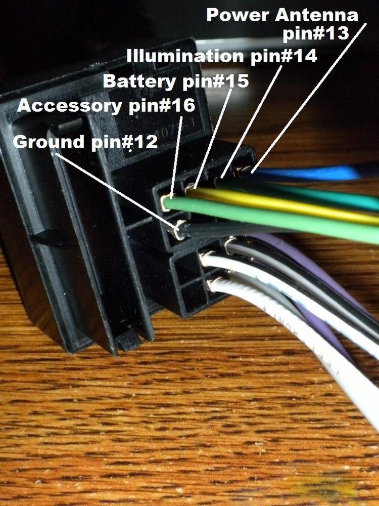 Mini R53 Stereo Wiring Wiring Diagram