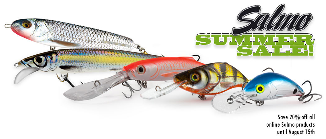 Salmo Summer Sale | North Bay Outfitters