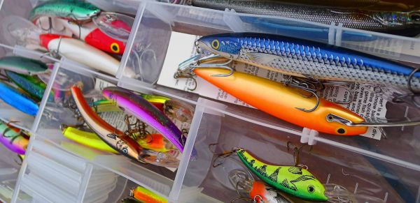 Time to talk about the best colors for catching bass