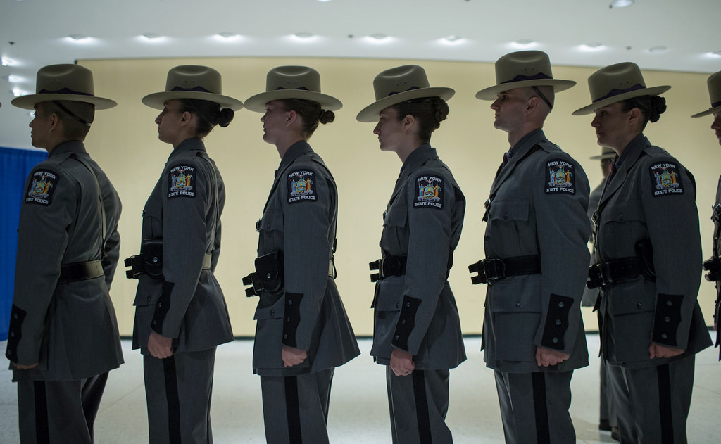 Cuomo tells new troopers to expect more emergency responses NCPR News - Nys University Police