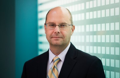 Dean of the College of Science Ken Henderson
