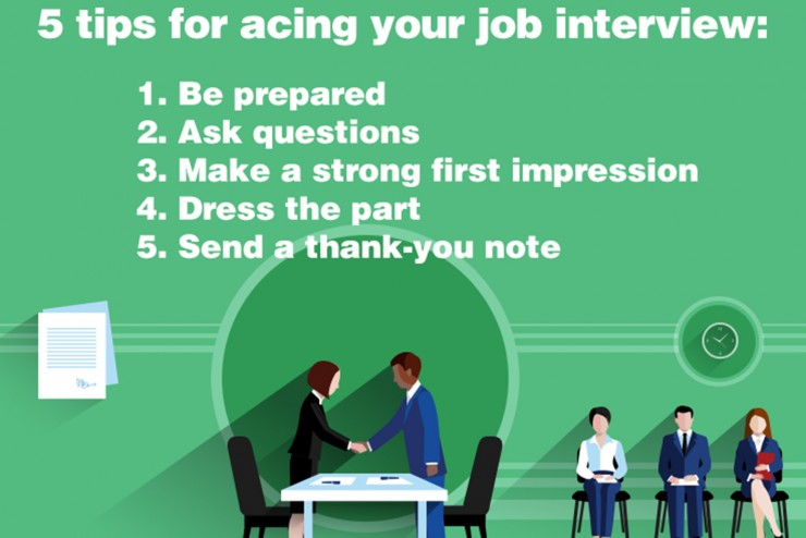 How to ace your job interview - News @ Northeastern