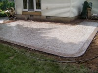 Stamped Concrete Patio | www.imgkid.com - The Image Kid ...