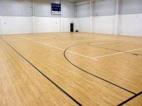 Vinyl Sports Flooring  Northern Hardwood Company