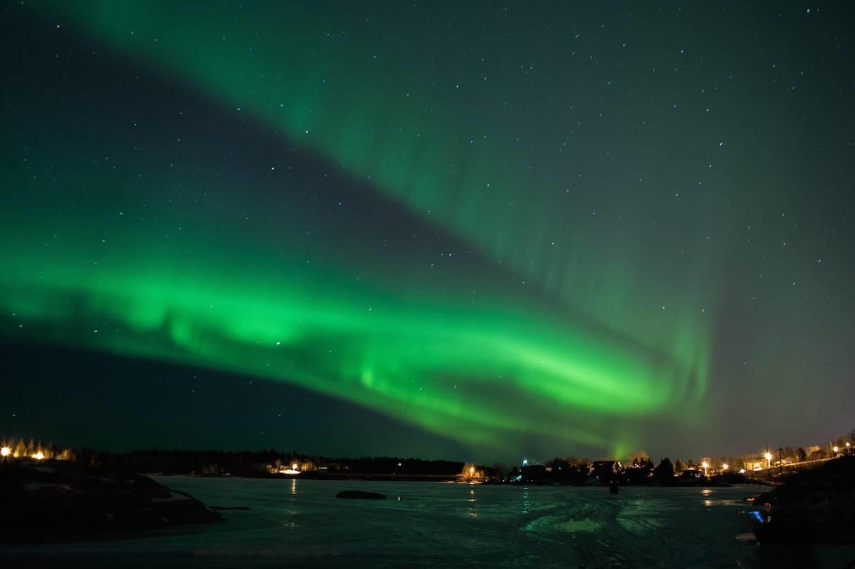 Fall Wallpaper Screensavers Amazing Northern Lights Photos From The Northwest