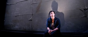 Tom Wall in The Glass Menagerie