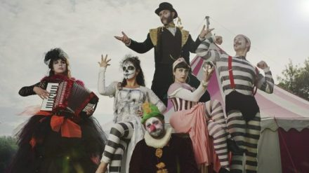 The Lost Carnival Cast - Brett Harkness