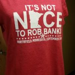 It's Not MN Nice, Women's shirt