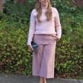 blush pink work wear - wearing pink as a grown up