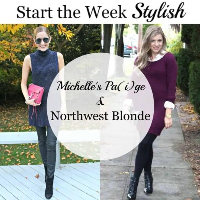 Start the Week Stylish - Knits