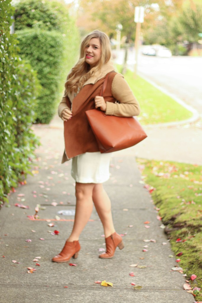 3 Ways to Wear Suede (the Classic Girl Way)