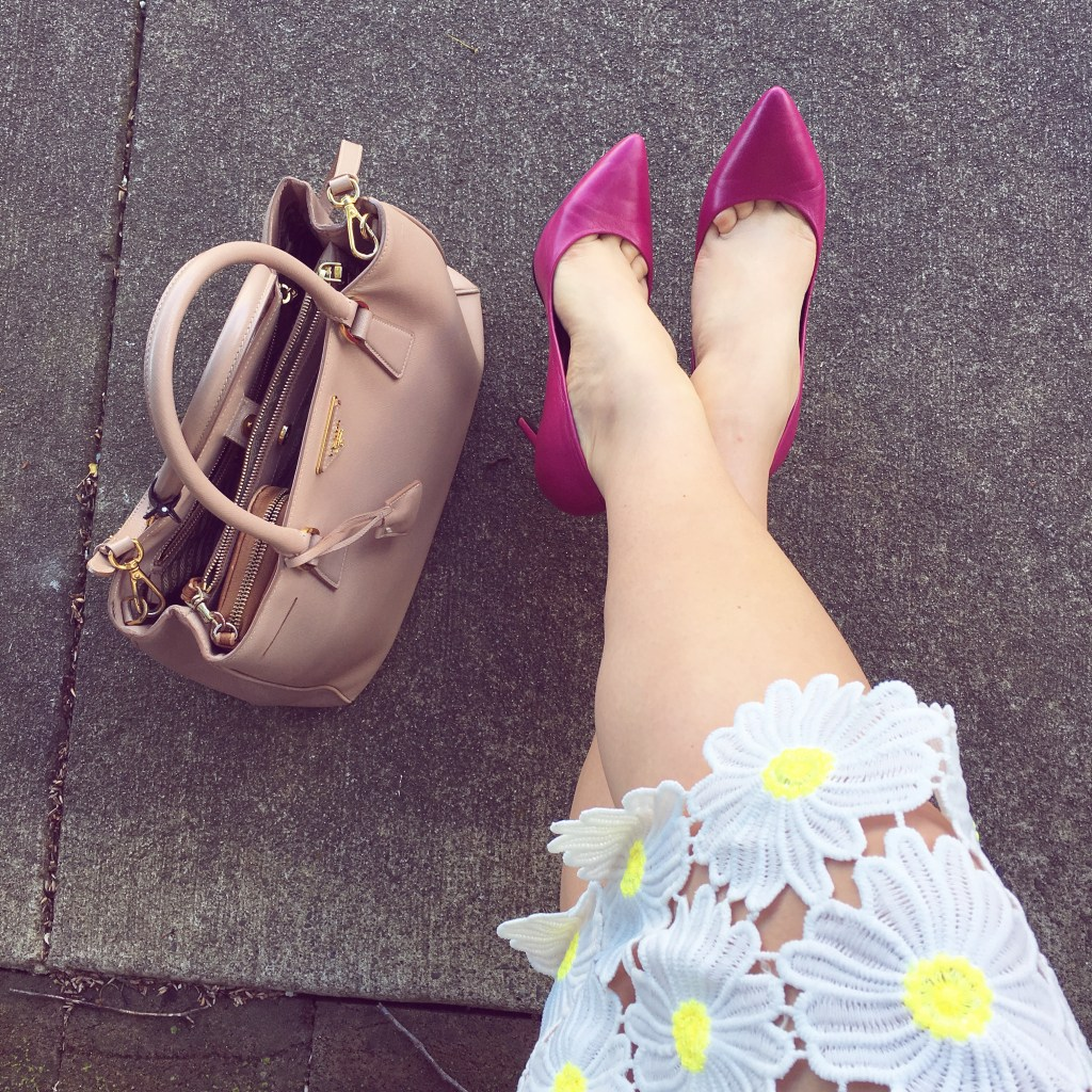 10 pink high heels under $150 - why you need to own a pair of pink pumps