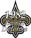 The 1982 New Orleans Saints Season