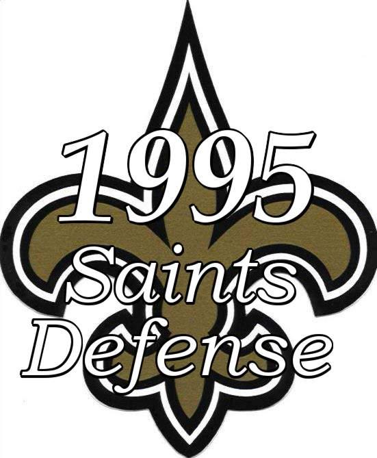 1995 New Orleans Saints Defense