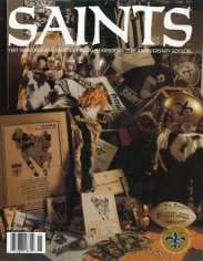 1991 New Orleans saints Yearbook