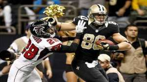 New Oreans Saints Tight End Jimmy Graham