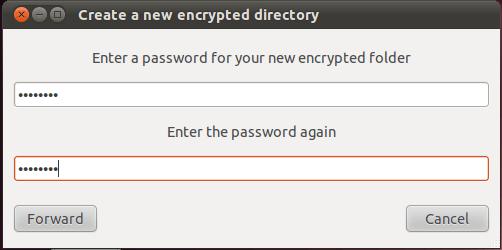 Cifrar una carpeta con Cryptkeeper