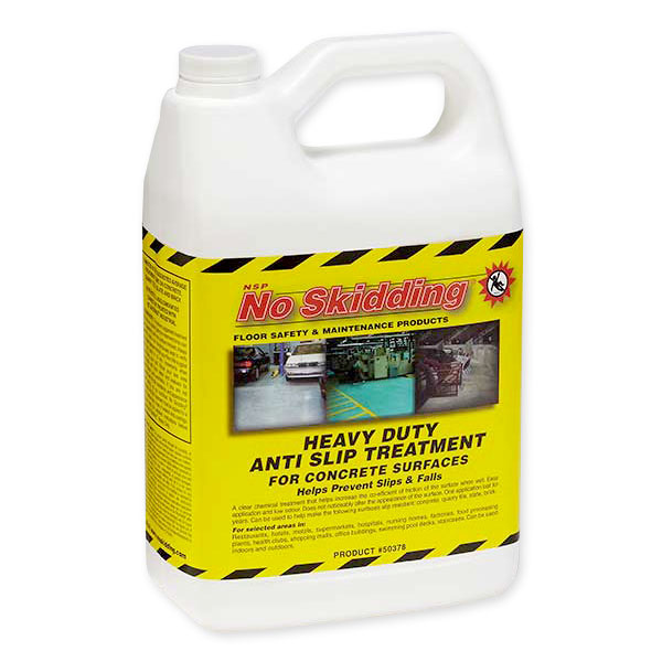 Anti Slip Treatment For Concrete Floors Clear Water Based