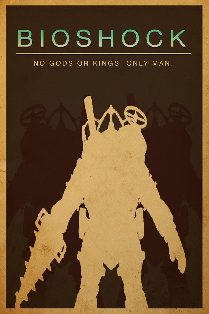 Bioshock Infinite Wallpaper Quote Posters Minimalistas De Videojuegos Nosolobits