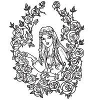Disegno da colorare: Similde - Nostrofiglio.it