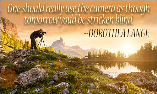 Photography Quotes - photography quote