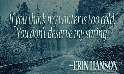 Poets Of The Fall Wallpaper Winter Quotes