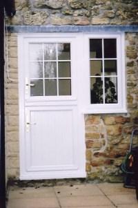 uPVC, Double Glazed & Composite Back Doors Somerset