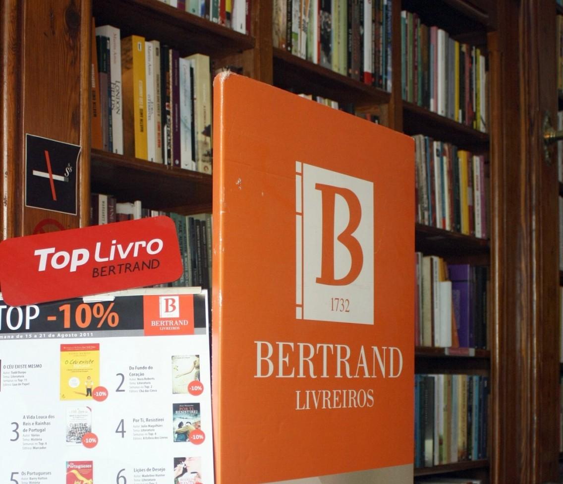 Notas desde la librería más antigua del mundo: la librería Bertrand de Lisboa