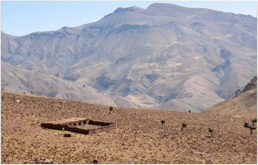 Alto Atlas Marruecos