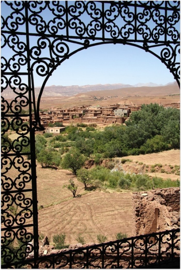 Kasbah de Telouet Marruecos2