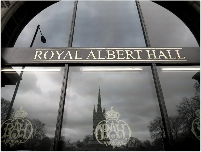 Royal Albert Hall Londres