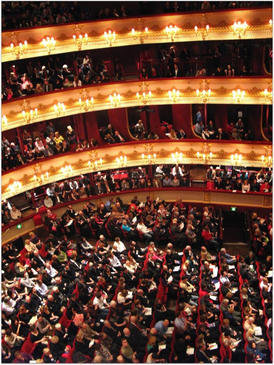Royal Opera House Londres