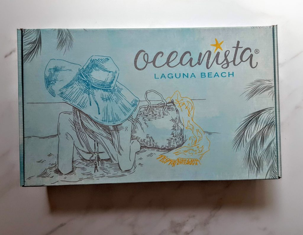 Oceanista Subscription Box Review Unboxing Coupon