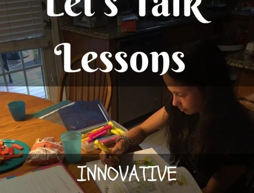 Let's Talk Lessons