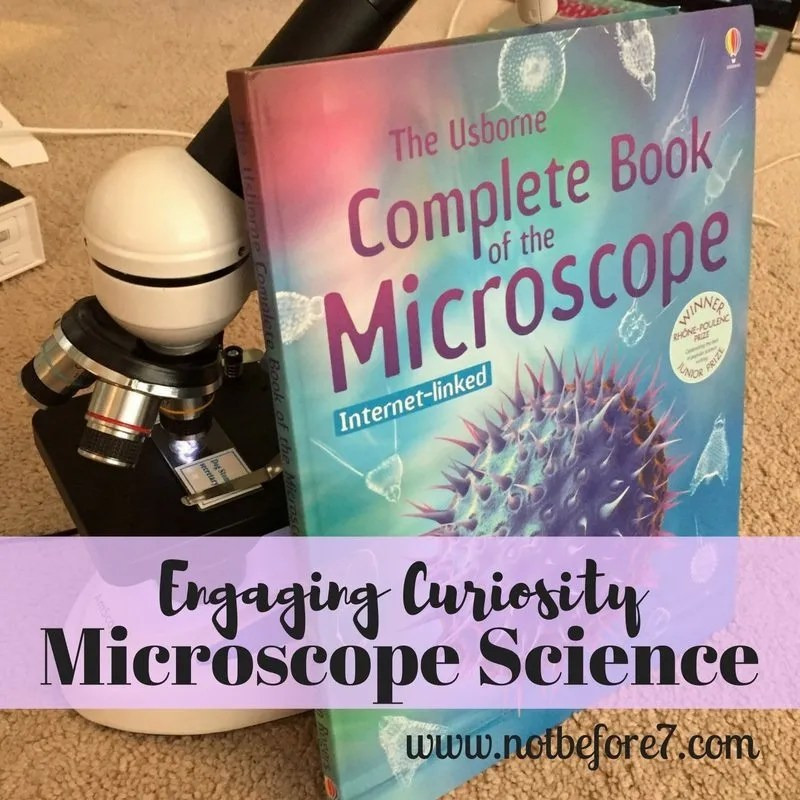 Engaging Curiosity with Microscope Science